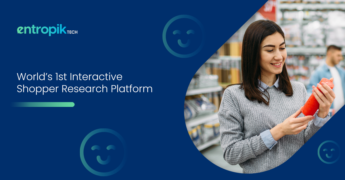 We Launched The First & Only Interactive Shopper Research Platform