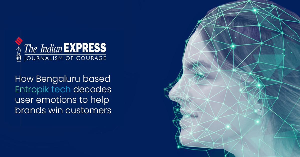 """""""95% of decisions made by a consumer are emotional in nature. We are the 2nd largest repository of human emotion data globally,"""" says Ranjan Kumar"""