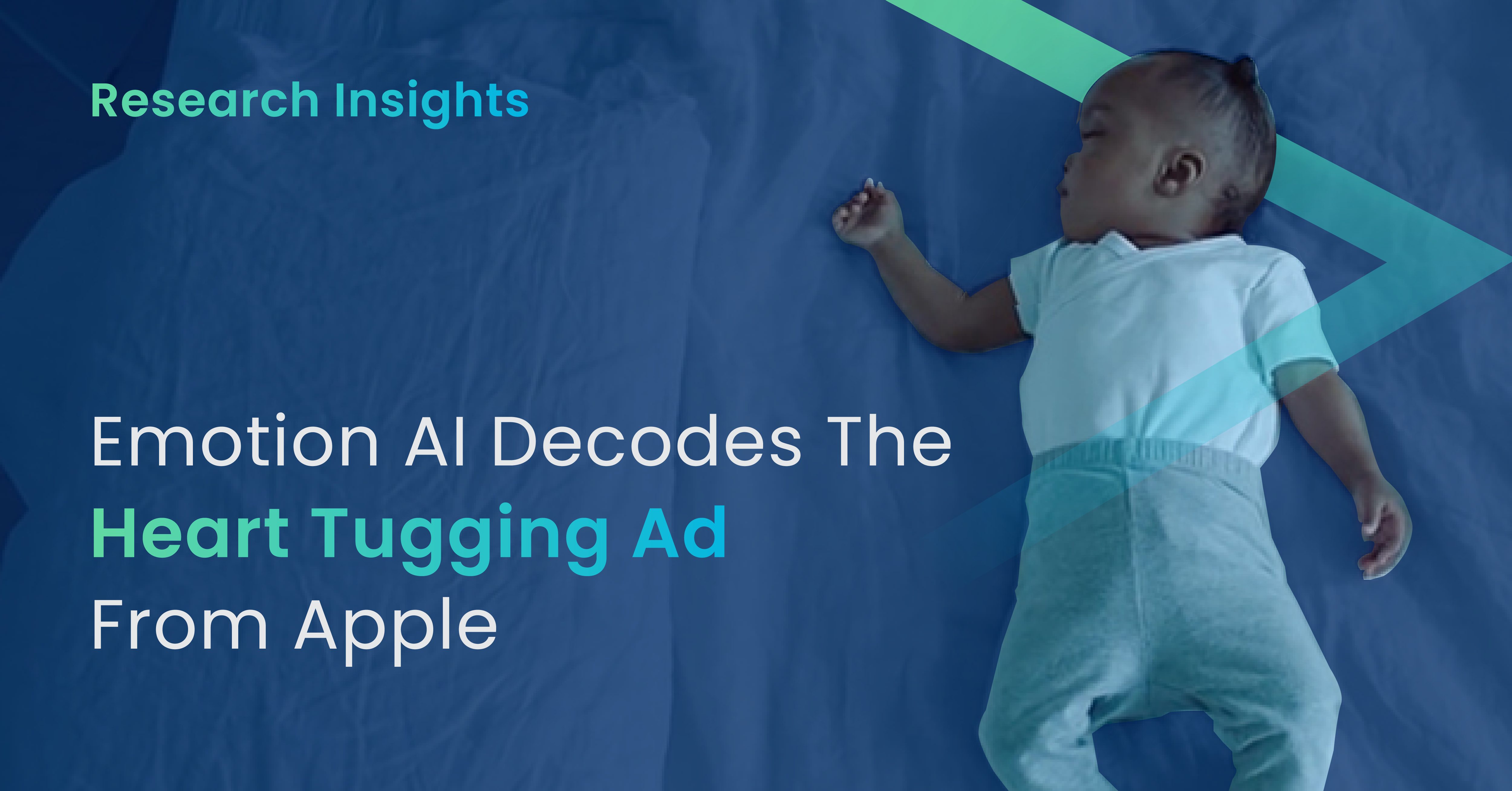 Decoding the Heart Tugging Ad from Apple using Ad Insights